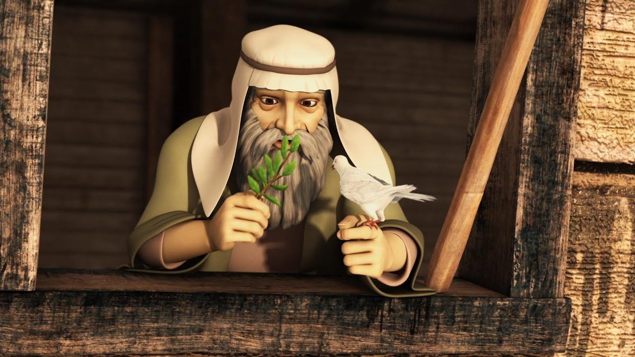 Download Superbook - Noah and the Ark - Season 2 Episode 9 - Full Episode (Official HD Version)