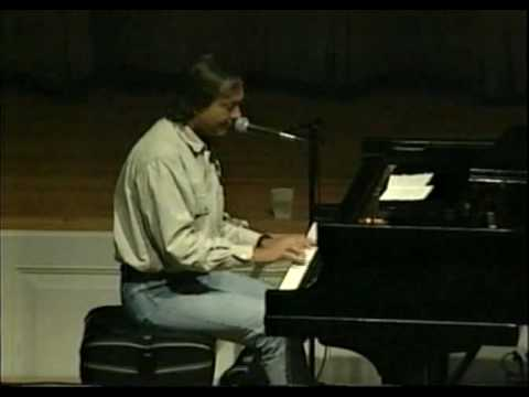 Rich Mullins - Sing Your Praise to the Lord (Wheaton College 1997)