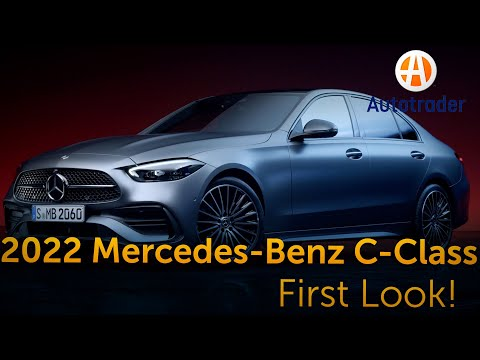 2022 Mercedes Benz C Class | First Look!