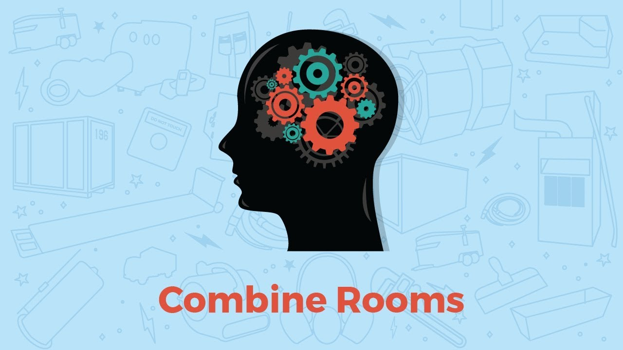 Xact Hacks | Combine Rooms