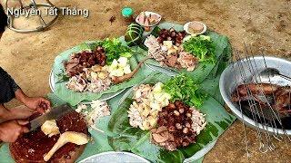Về quê ăn tết quê nhà Nguyễn Tất Thắng