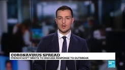 With Europe's first confirmed coronavirus cases, how is France dealing with the disease?