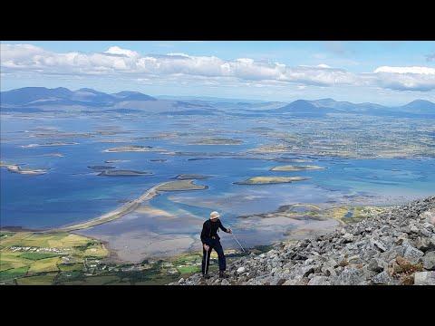 Climbing Croagh Patrick Mountain Ireland 2018