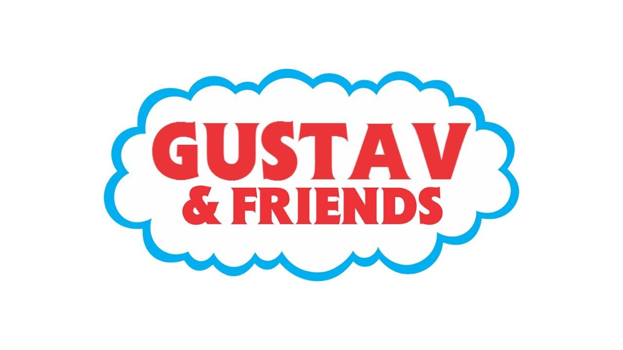 Gustav The Railgun Gustav Friends Youtube