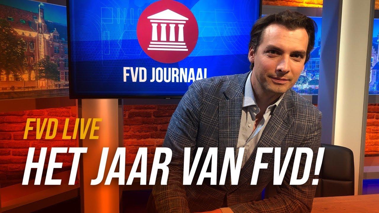 Kijken! De laatste uitzending voor de zomer! - FVD Journaal #32