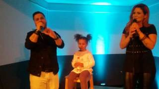 Vanessa Valera Rojas & Zcalacee - Ewigkeit(LIVE)