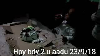 #Happy Birthday funny video