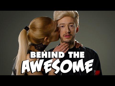 Behind the Scenes - PillowTalk Parody!