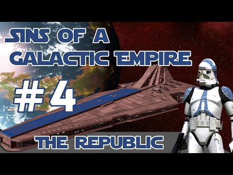 IT'S A TRAP! - Sins of a Galactic Empire - {Republic} - Multiplayer: Part 4