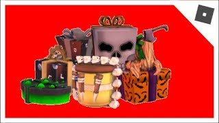 Roblox Halloween Gifts CONFIRMED? | NEW Leaked Halloween Items & More! | #BloxyNews #Roblox