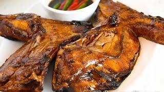 Inihaw na Panga ng Tuna (How to Grill Tuna)