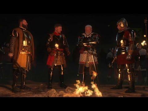 Мэддисон играет в Kingdom Come: Deliverance #16 - Настоящие герои