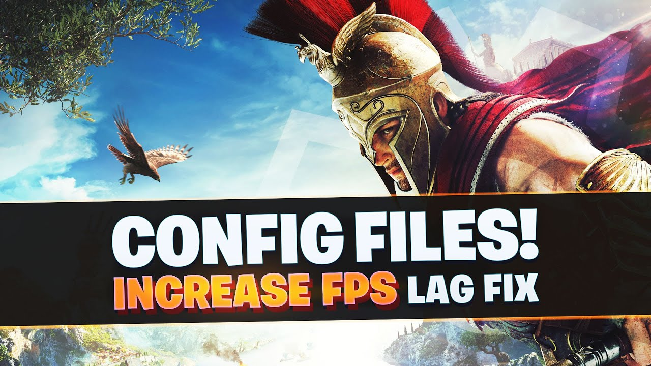 Assassin's Creed Odyssey Low End PC's Config files
