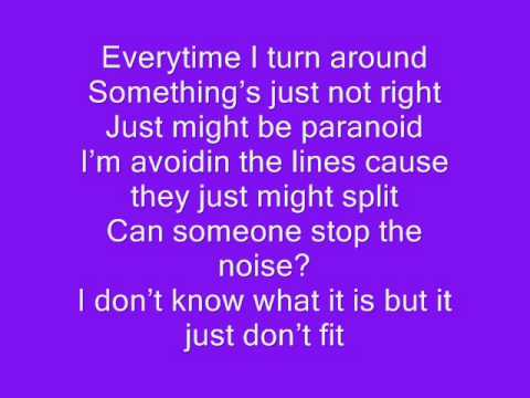 Jonas Brothers Paranoid Full Song With Lyrics
