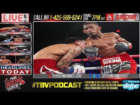 Daniel Jacobs Dominated Luis Arias, Joshua vs Wilder Negotiations, Plus More!