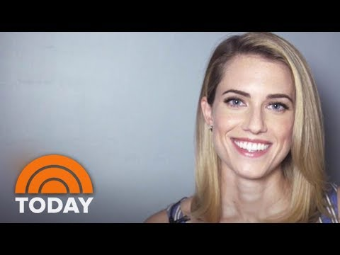 Allison Williams Shares Her Message To Mean Girls | TODAY