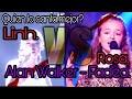 Linh vs Rosa, Alan walker - Faded ft. Voice kids.