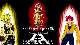 DBZ: SSJ Vegeta - HipHop Beat (HansulusaTwin Fusion)