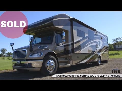 Sold Iws Motor Coaches 2014 Jayco Seneca 37 Ts Exterior