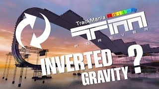 Inverted Gravity in TrackMania United?