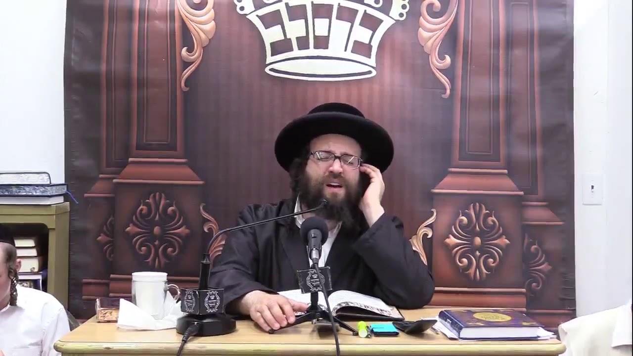ר' יואל ראטה - דער פרומער יצר הרע - ה' עקב תשע''ט - R' Yoel Roth