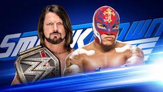 WWE News: The Real Reason Rey Mysterio Returned To WWE, Update On AJ Styles' WWE Future