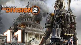 Imon Plays [The Division 2 (PC Solo)] #11 Day 6 (週日馬拉松 Part 2)