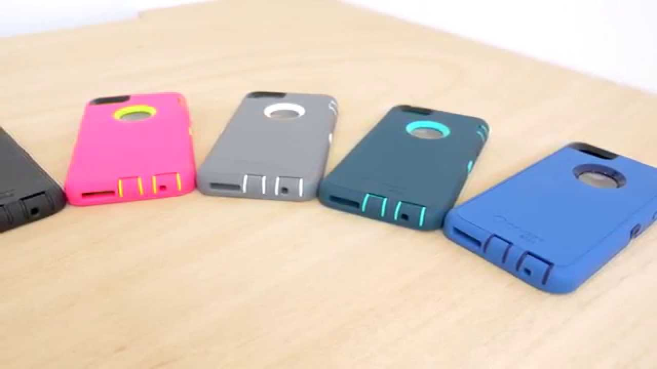 Otterbox Defender Vs Commuter >> Otterbox Defender Iphone Case Review Macrumors