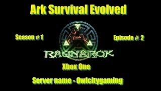 Ark Survival Evolved Episode 1 Season 2