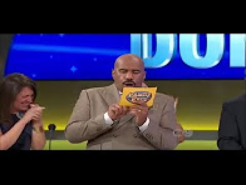 Steve Harvey Kills on Family Feud 3, 'The Return Of The Harvey'