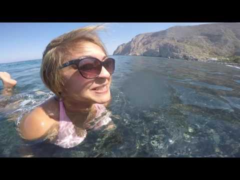 Santorini , Montenegro  & Croatia
