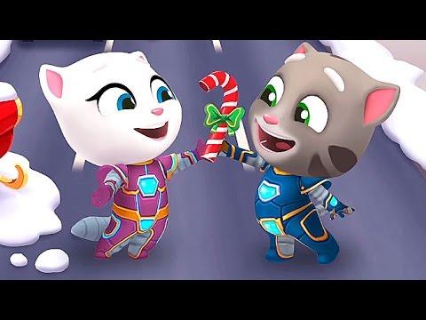 Смешные Игры Том и Джерри 2014 [HD]