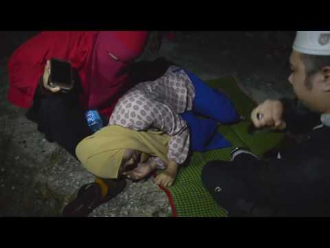 Menyingkap Tirai Ghaib (Kemalangan Maut) Siri 3 - Jalan Pontian Lama Skudai Johor - 20 Nov 2016