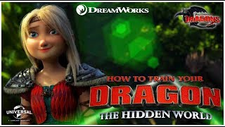 HOW TO TRAIN YOUR DRAGON THE HIDDEN WORLD TRAILER 2 HD