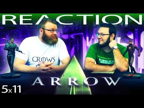 """Arrow 5x11 REACTION!!  """"Second Chances"""""""