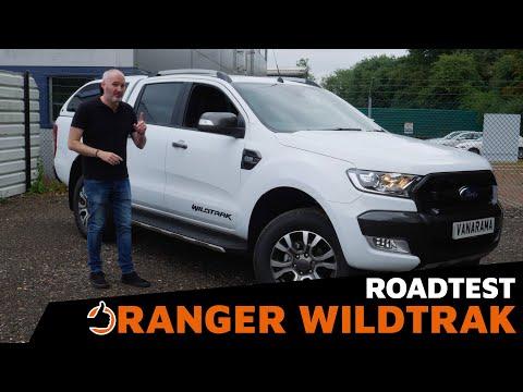 2019 Ford Ranger Wildtrak (Pre-Facelift) Review - In-Depth Roadtest   Vanarama.com