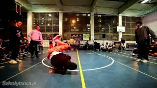 Finał BBoying 2vs2 - Gigi & Gregory vs Pożeracze Bitów | Urban Style Contest