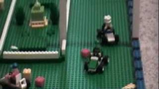 Yet Another Lego Mario Kart