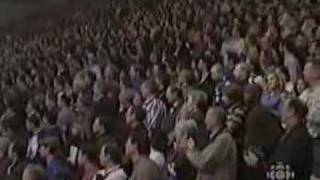 Maple Leaf Gardens - Closing Ceremonies Part 3 of 8