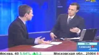 Олег Богданов и Скотт Семет. Впереди кризис! 2007.07.06 (part2)