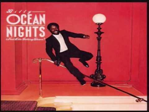 Billy Ocean - Nights Feel Like Getting Down LP 1981