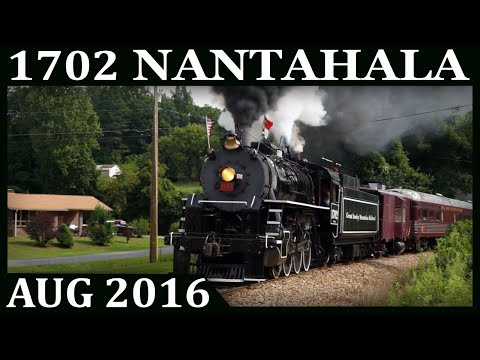 Great Smoky Mountains 1702: Steam to the Gorge