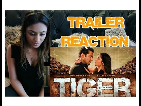 TIGER ZINDA HAI Official Trailer 2017 -...