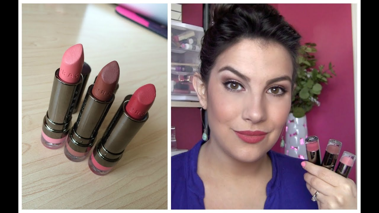 LORAC Alter Ego Lipstick Review
