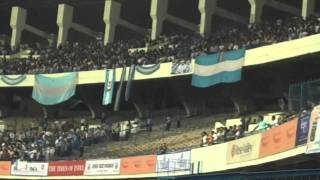 Argentina-Venezuela en Calcuta (Salt Lake Stadium)