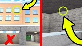 NOUVEAU SECRET SHOP FOUND IN ROBLOX PRISON LIFE!!
