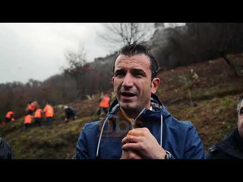Veliaj: 2018 do te jete viti i gjelberimit te kryeqytetit | ABC News Albania
