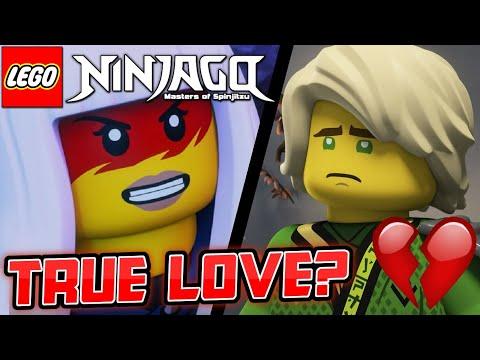 Ninjago: Lloyd is NOT over Harumi... 💔