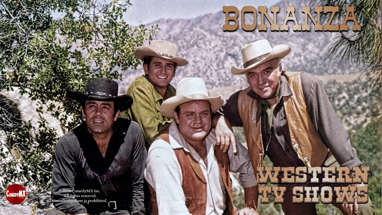 Download Bonanza - Season 1 - Episode 31 - Dark Star 1960   Lorne Greene, Michael Landon, Dan Blocker