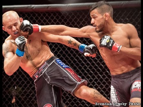 Julio Arce MMA Highlights and ...
